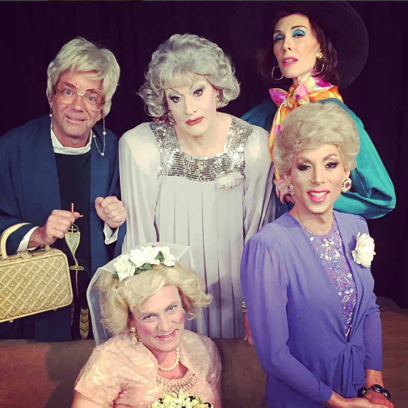 Golden Girlz Live