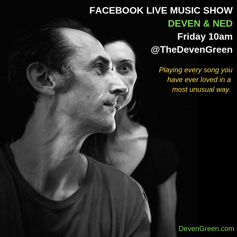Deven Green Ned Douglas Facebook Live Music
