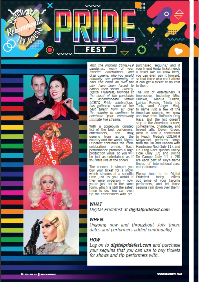 Digital Pride Fest 2020 Deven Ned Magazi