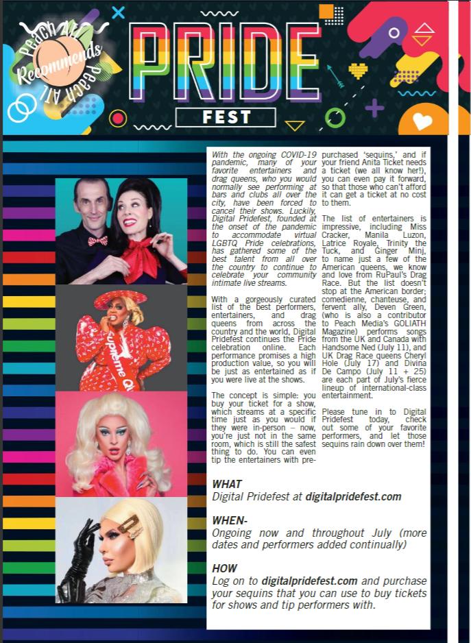 Digital Pride Fest 2020 Deven Ned Magazi