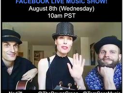 Facebook Live Music Show