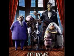 I'm in Addams Family!