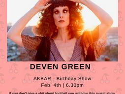 Akbar - Birthday Show