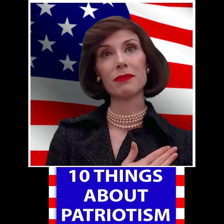 Betty Bowers Patriotism Deven Green