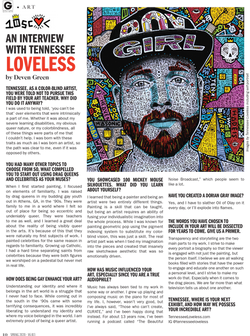 tennessee loveless goliath interview by