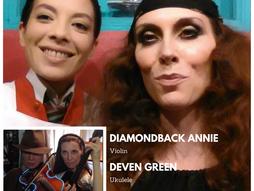 Diamondback Annie & Deven