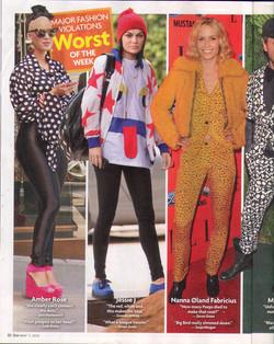 Deven Green Star Magazine