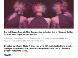 STONE COLD FOX Review