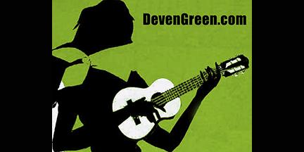 Deven Green Akbar Sunday Oct. 8 6.30pm