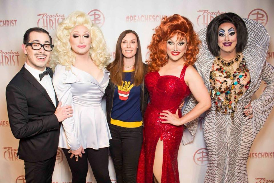 Major Scales Jinkx Monsoon Ben delacream Peaches Christ