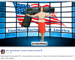 gun manufacturers and religion bb