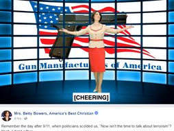 Guns in America - Betty Bowers