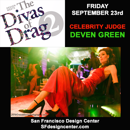 Deven Green Divas of Drag
