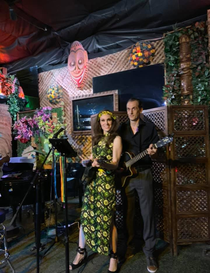 deven ned tiki lounge palm springs April