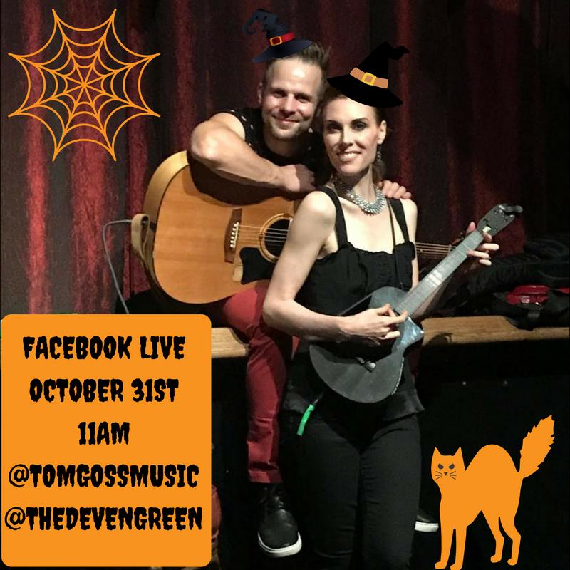 Deven Green Tom Goss FB live
