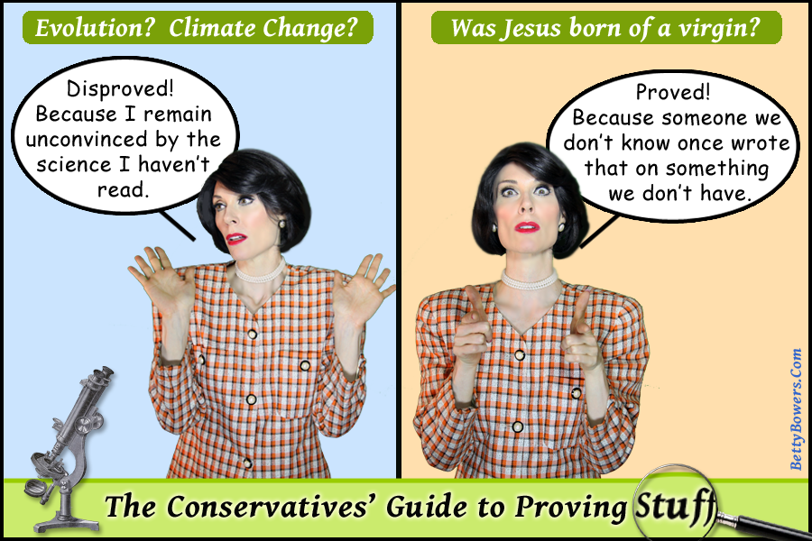 science climate change betty bowers