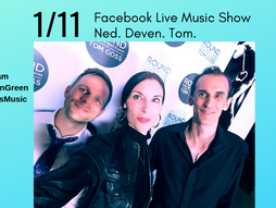 Facebook Live 1/11 - 10am