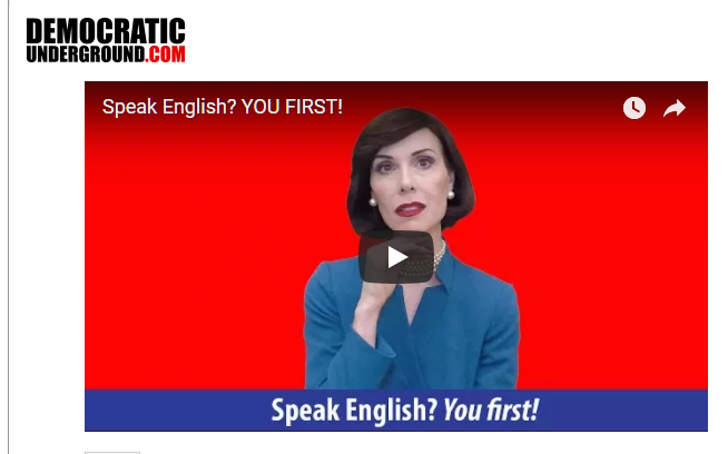 speak english Betty Bowers