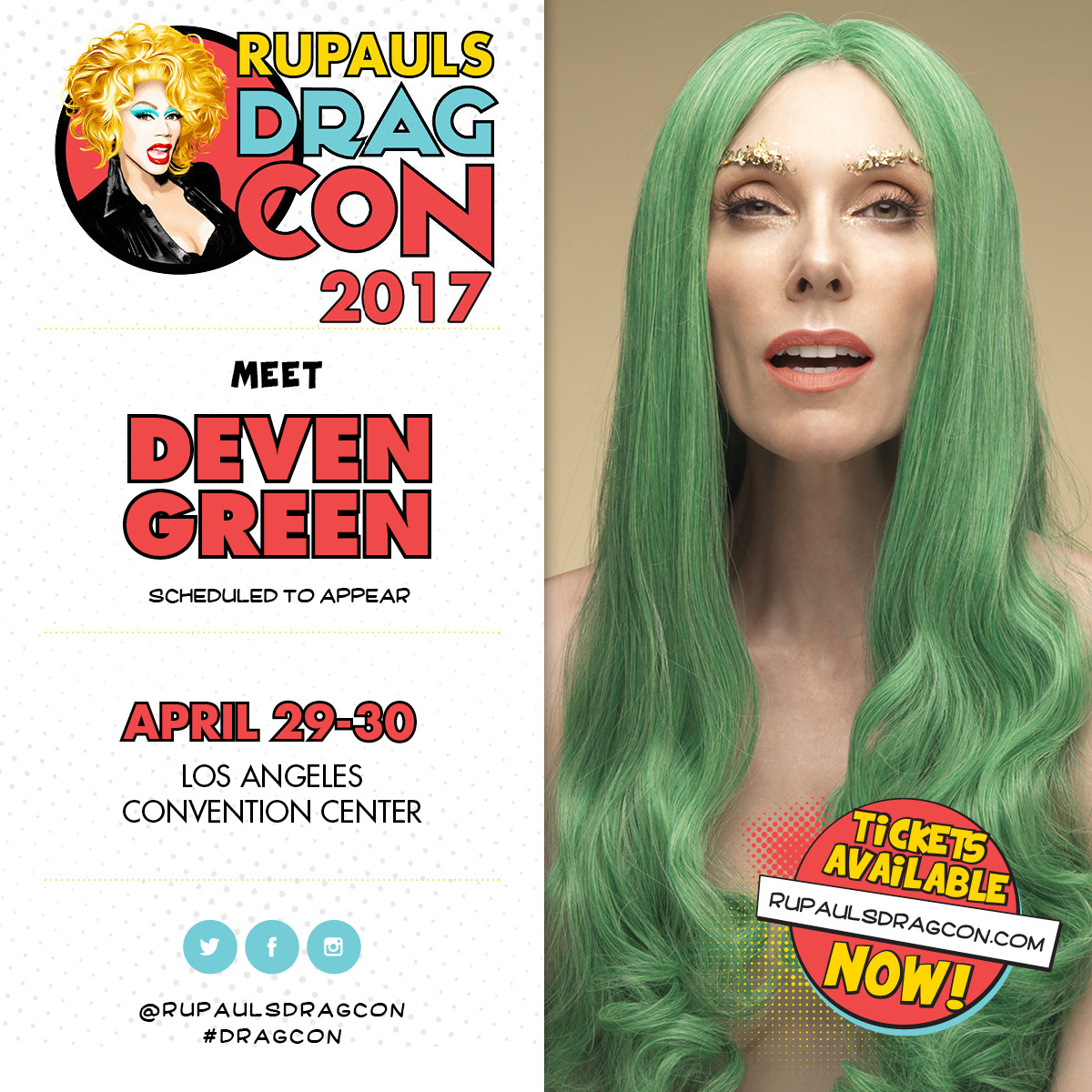 Deven Green RuPaul's Dragcon