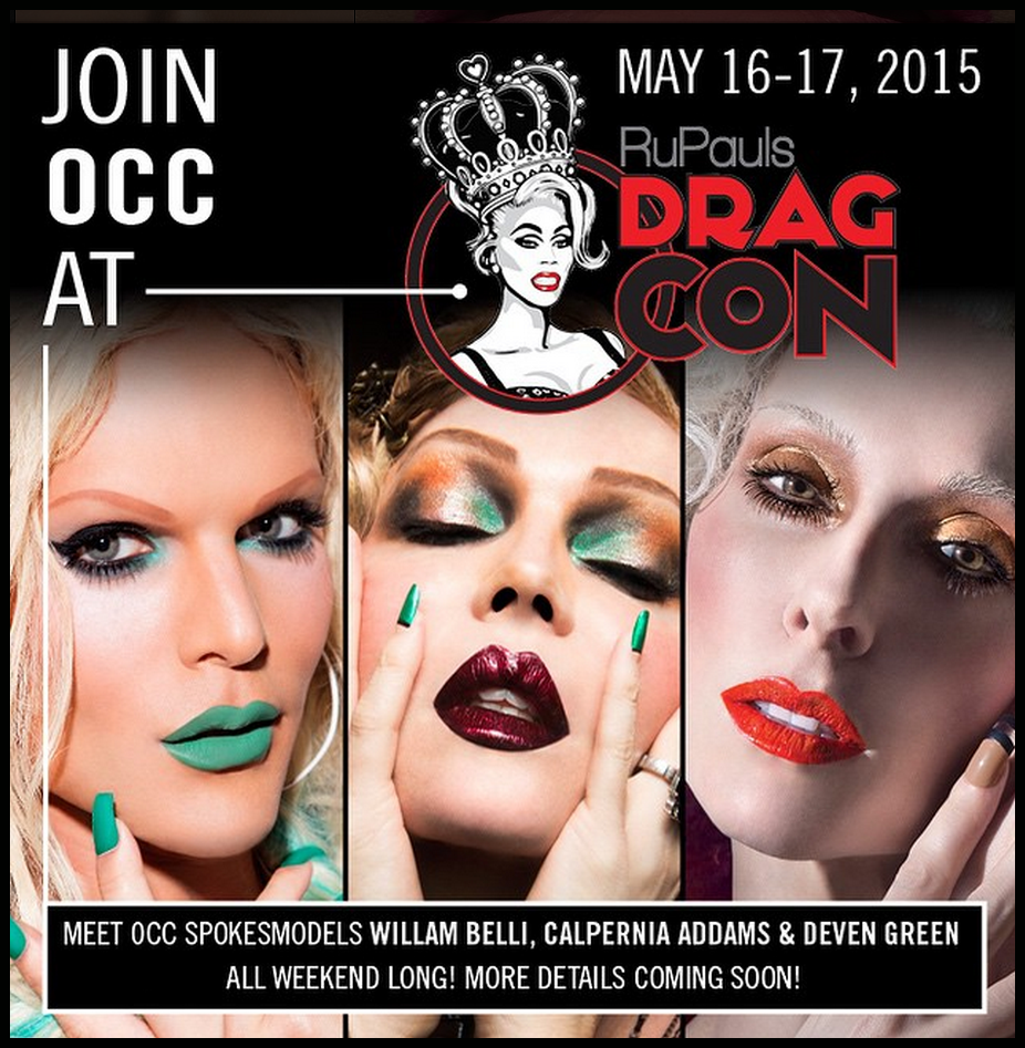 Deven Green Willam Calpernia Dragcon