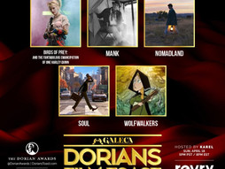 Deven & Ned announce Dorian Award