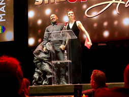Str8Up Awards Presenter
