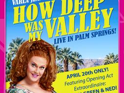 Tiki Lounge - Palm Springs