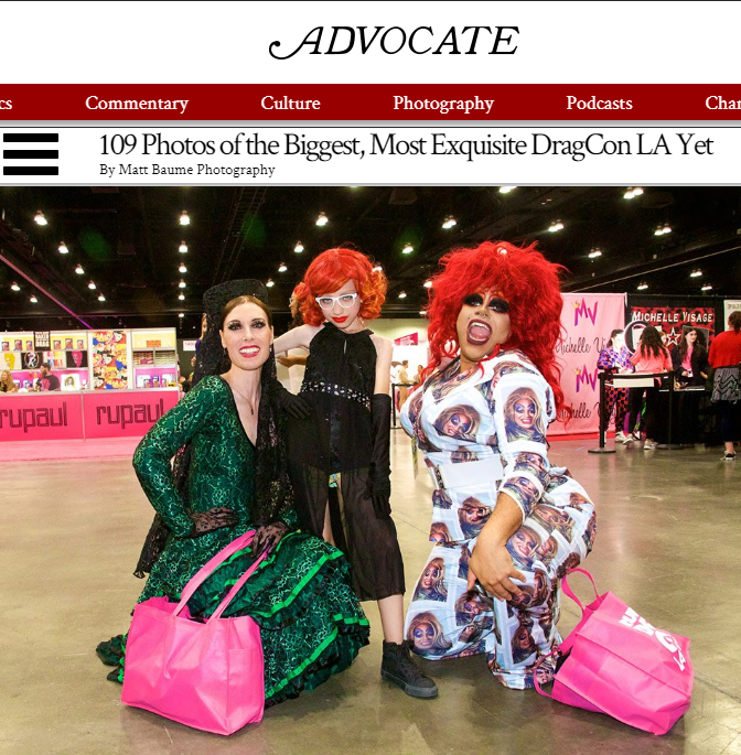 advocate dragcon 2019 meatball rabbit ma