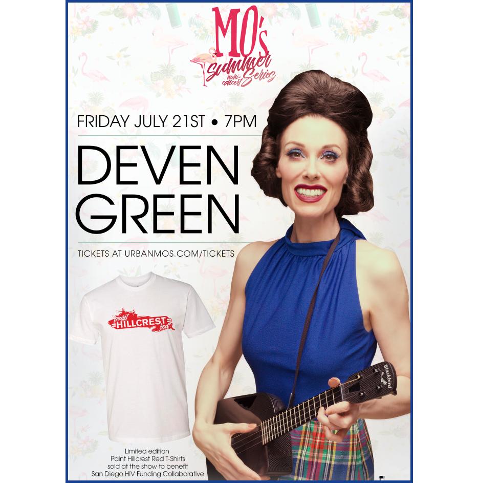 Deven Green Mo's San Diego