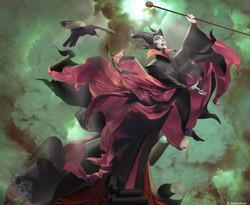 Maleficent by Franz Szony.