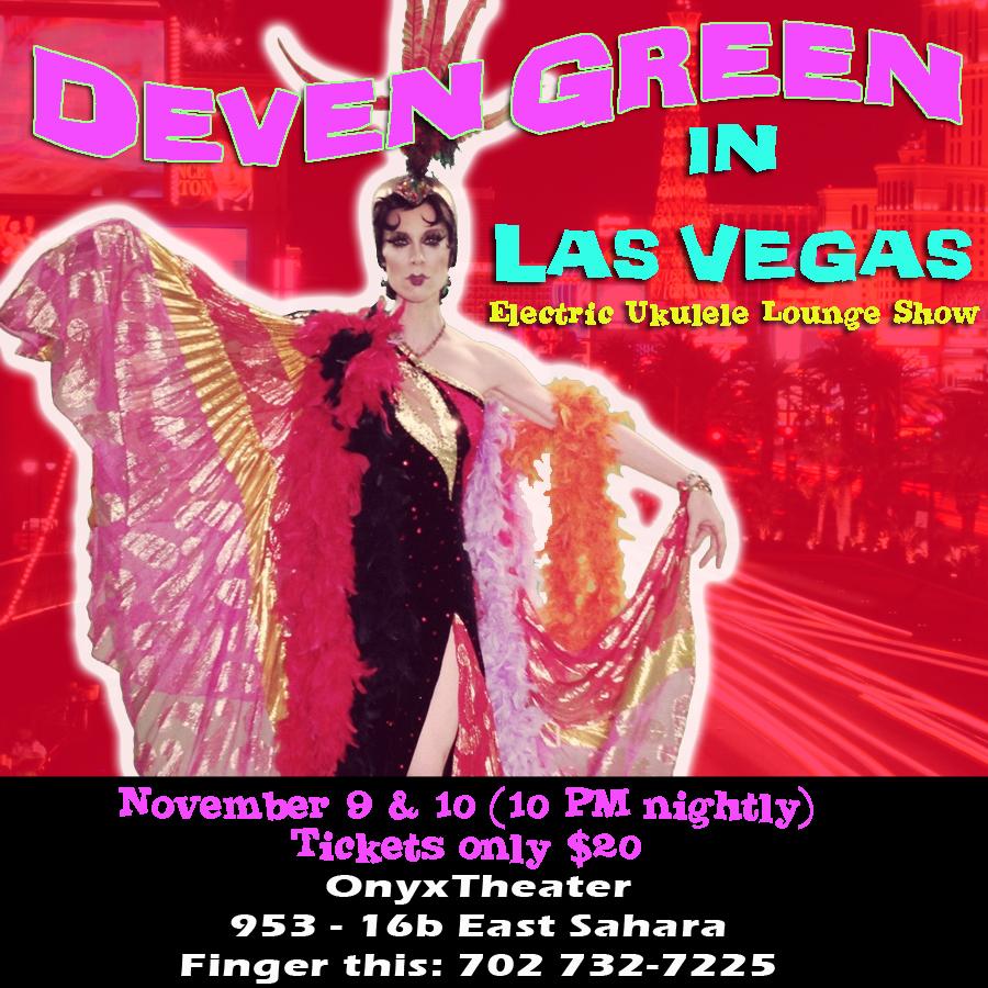 Deven Green Las Vegas