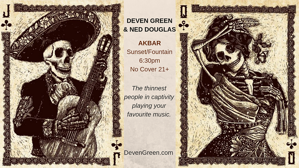 Deven Green Ned Douglas