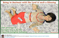 being in business with the lord betty bowers