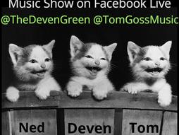 Facebook Live Music Show!