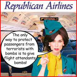deven green betty bowers airlines