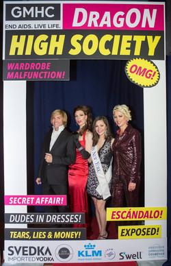 Deven Green High Society Charity