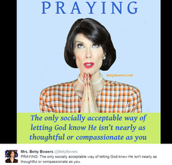 compassionate prayer betty bowers