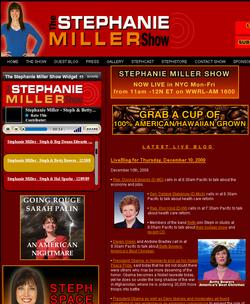 Deven Green Andrew Bradley on Stephanie Miller