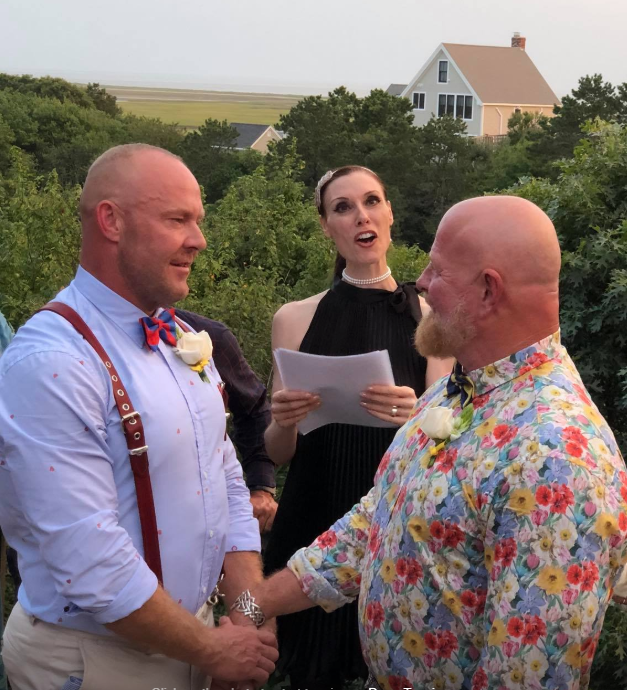 Deven Green Wedding Officiant