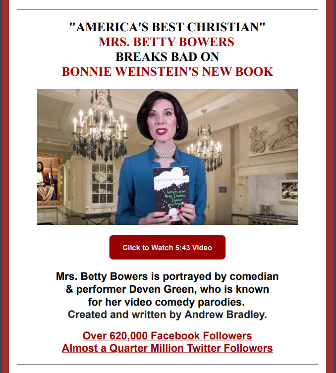 Betty Bowers mrff
