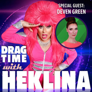 Drag Time with Heklina Podcast