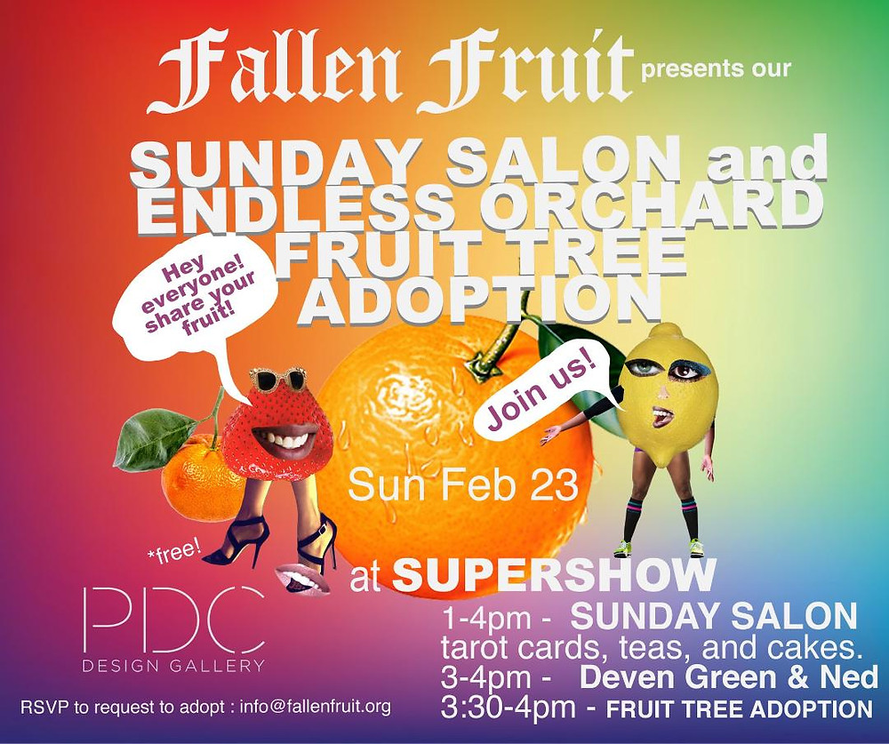 deven ned fallent fruit