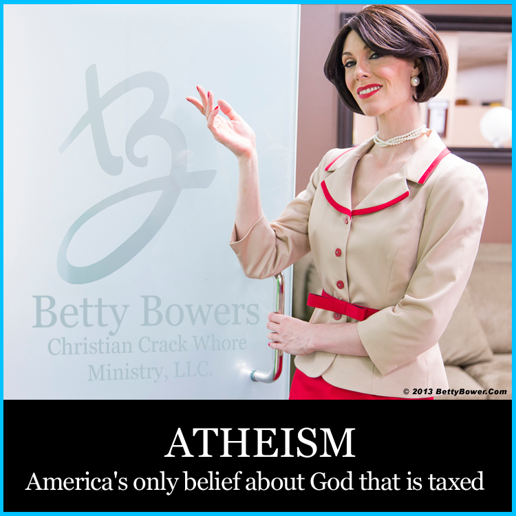 atheism betty bowers
