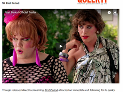 Top 10 Films - Queerty