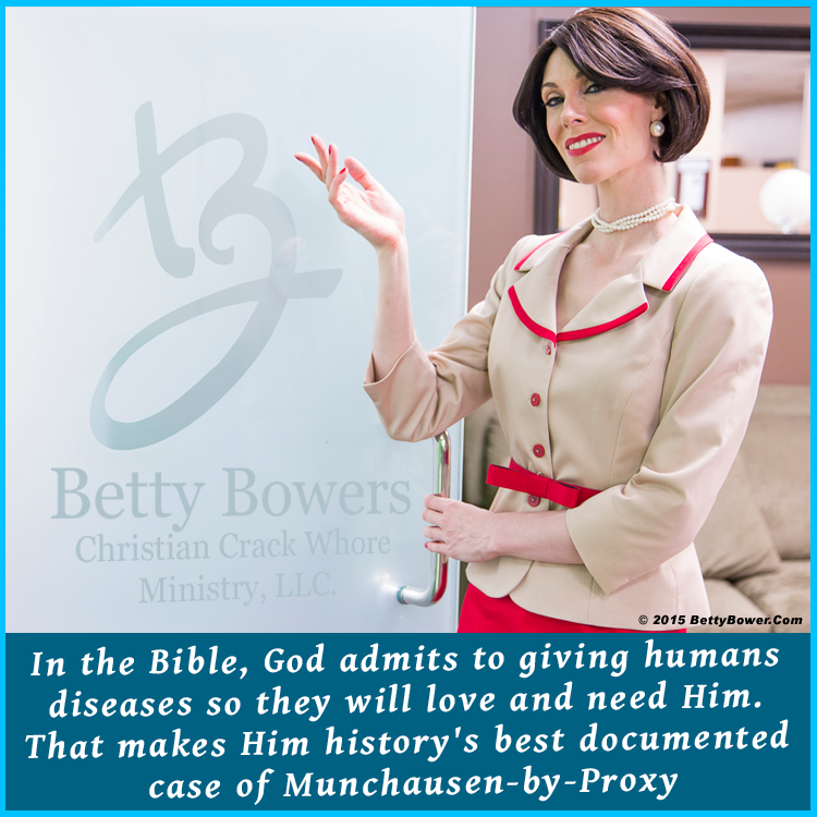 munchausen BETTY BOWERS
