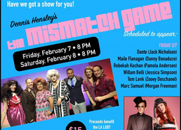 Feb 7th Renberg Theatre