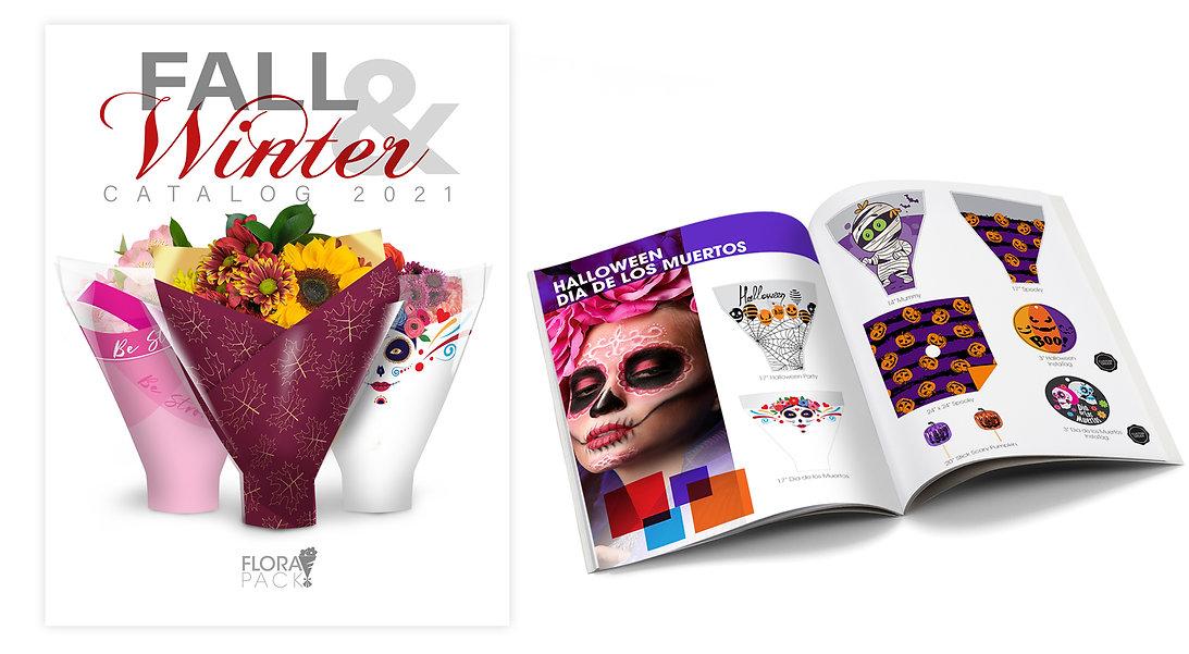 Fall & Winter Catalogs to wake up the beauty of the season