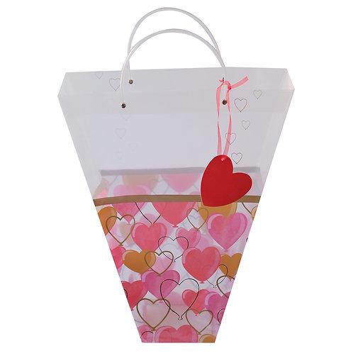 Floating Heart Bag