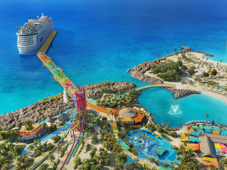Have a Perfect Day at Cococay!