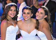 Our beautiful quinceañeras!